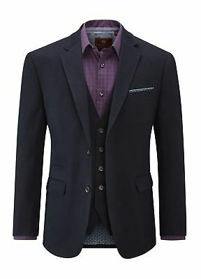 SKOPES Heritage Collection Sports Jacket (Berwick) in Navy