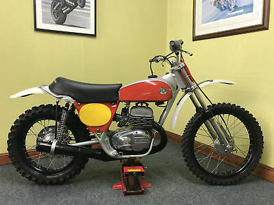 1973 BULTACO 350. MARK 6. Beautiful Bike In Phenomenal Condition.