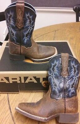 Ariat Kids Tombstone Boots