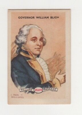 Atlantic Petrol - Governor William Bligh of the Bounty