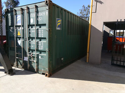 Bargain - Used 40ft Standard Storage Shipping Container Waterproof Guaranteed