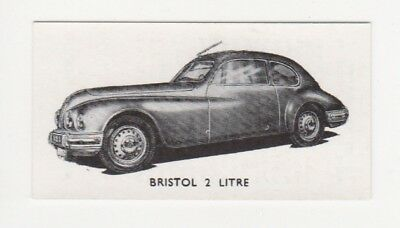 Car Card: Bristol 2 litre