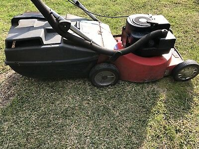 rover easystart lawn mower manual