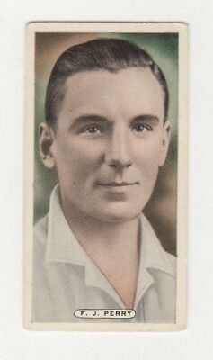 Ardath tennis Card - Fred Perry (England Tennis)