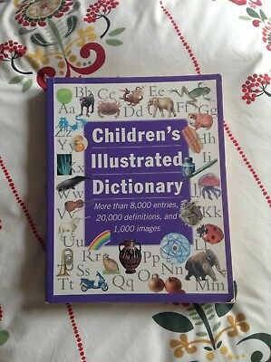 Children's Illustrated Dictionary, Colourful
