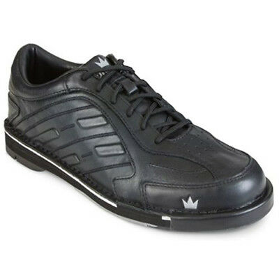 Mens Team Brunswick Bowling Shoes RH wide with 5 soles & 4 heels!! #REAL Leather