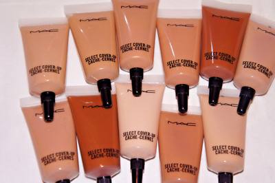 MAC Select Cover Up NC & Nw 15 - 45 10ml concealer - CHOOSE UR SHADE