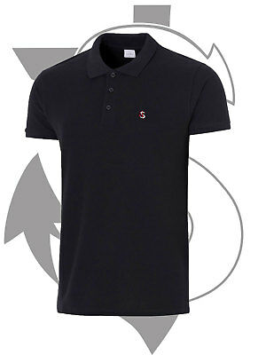 Polo shirts mens Neck Tops JOHN SHARK Designer cotton embroidered Tshirts paul +
