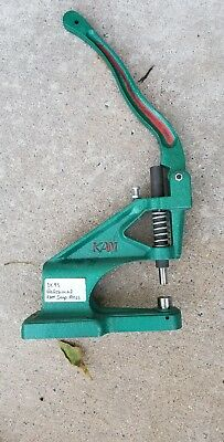 dk 93 professional KAM snap press ***with extras