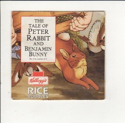 Kelloggs Australia - The Tale of Peter Rabbit and Benjamin Bunny