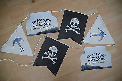 Swallows and Amazons Promotional Garland