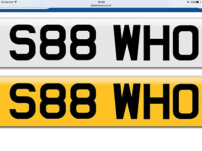 how to buy a private number plate