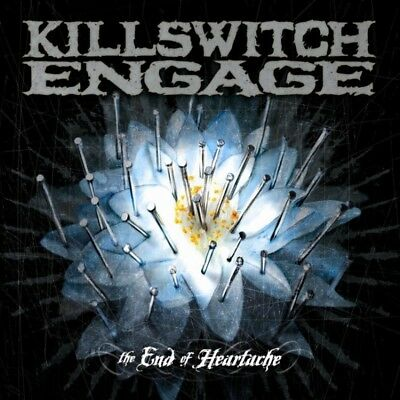 Parche imprimido, Iron on patch, Back patch, Espaldera - Killswitch Engage, C