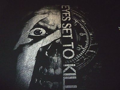 Eyes Set To Kill Shirt ( Used Size L ) Very Good Condition!!!