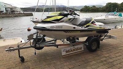 2016 Seadoo RXP-X 300 - 12hrs Use - SBS Trailer - Cover - 7 Months Warranty!