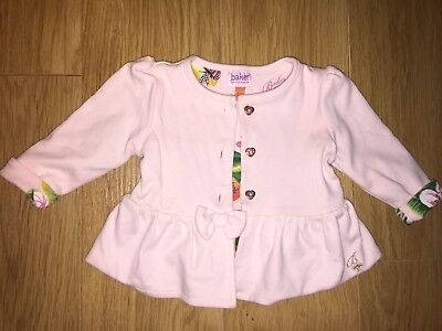 Baby Girls 0-3 Months Baby Girls Ted Baker Thin Jacket