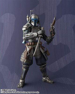 Bandai Star Wars Movie Realization ronin Jango Fett In Stock from Japan