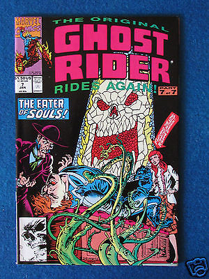 Marvel Comics - Ghost Rider - Volume 1 - Issue 7 - 1991