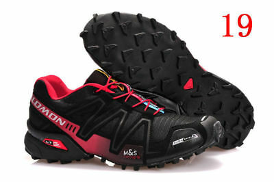 NEW Men's Speedcross Athletic Running Outdoor Hiking Climbing Shoes/US10