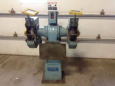 Cincinnati Electrical Tool Large Dual Wheel Grinder GPCA 460 VAC 3 Phase (TSC)