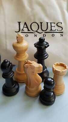 """Chess Set 3"""" King, weighted, by Jaques of London"""