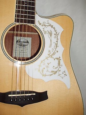 Acoustic Guitar Scratch Plate Pickguard self adhesive # 16