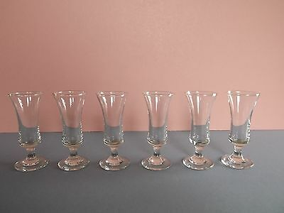 Set of 6 Sherry Glasses  (72.87)