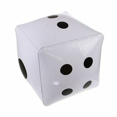 favor parties Toy pool large inflatable dice SS