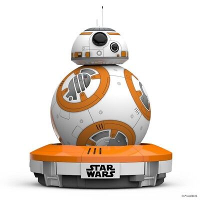 BB-8 Sphero App enable Toy - Works with IOS & ANDROID