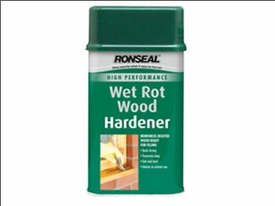 Wet Rot Wood Hardener Treatment Harden Repair Toughen Woodworm Decay 250ml NEW