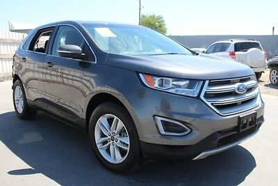 2015 Ford Edge SEL 2015 Ford Edge SEL Wrecked Repairable Economical Spacious Priced to Sell L@@K!