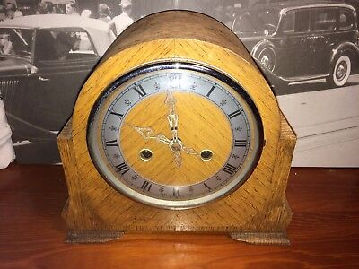 Enfield striking mantle clock untested