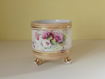 Foley Royal / James Kent Hand Painted Footed Planter