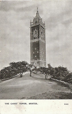 The Cabot Tower, BRISTOL, Gloucestershire