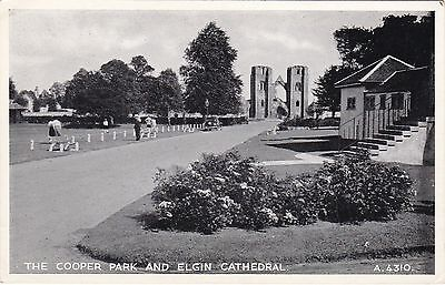 The Cooper Park & Cathedral, ELGIN, Morayshire