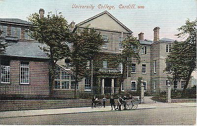 University College, CARDIFF, Glamorgan
