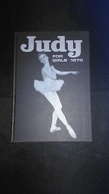 Judy For Girls Vintage Annual 1970