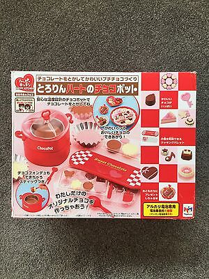 Megahouse Chocolate Maker Chocopot Happy Kitchen Christmas Gift Diy Craft