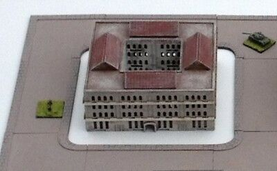 6mm large Government building.