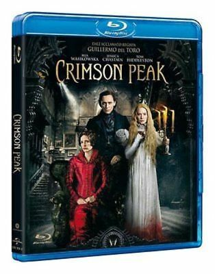 Blu Ray Crimson Peak ......NUOVO