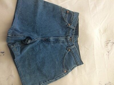 vintage levis strauss 37950 relaxed fit shorts size 5