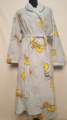 Looney Tunes Tweety Bird robe size large