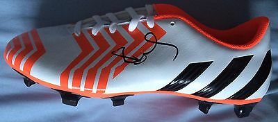 Paul Scholes Signed Football Boot - Manchester United, Football Autograph, MUFC