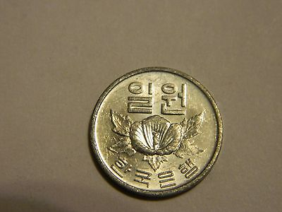1978 South Korea 10 Won  --- Lot #3256