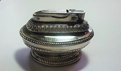 Queen Anne Ronson Lighter with Box, Paperwork, Bag, Brush