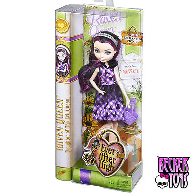 Ever After High - Enchanted Picnic Raven Queen