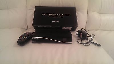 Dreambox DM800 HD SE Satellite Receiver Boxed