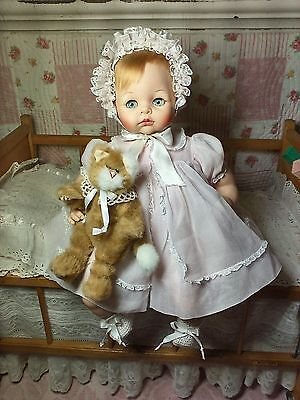 Vintage Madame Alexander Pussycat Baby Doll Rare HTF