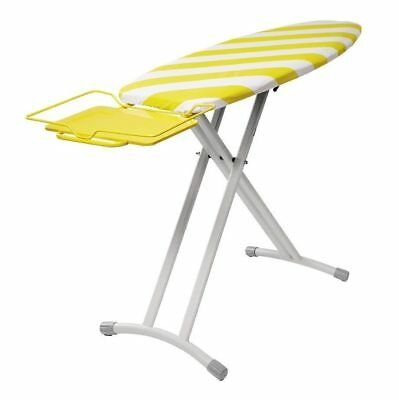 Hills Large Ironing Board with Robust Steam Station for Steam Irons