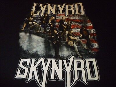 Lynyrd Skynyrd Tour Shirt ( Used Size XXL Missing Tag ) Very Good Condition!!!